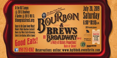 BGT's Bourbon & Brews on Broadway  tickets