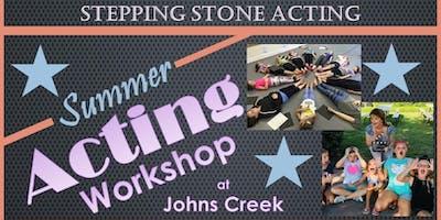 Acting Workshop-Johns Creek Community (St. Johns) - Residents/Non-Residents