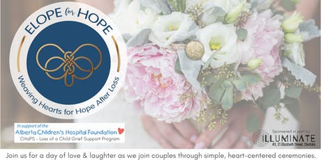 Elope for Hope      at  Illuminate  # 3 21 Elizabeth St   Okotoks tickets