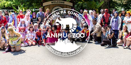 Cosplay Zoo Day - Animu at the Zoo 2019 tickets