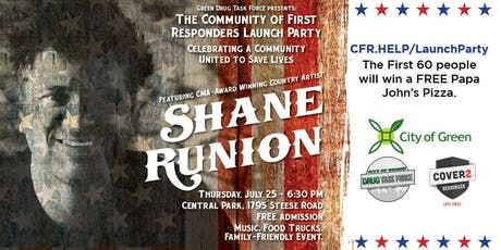 Community of First Responders Launch Party tickets