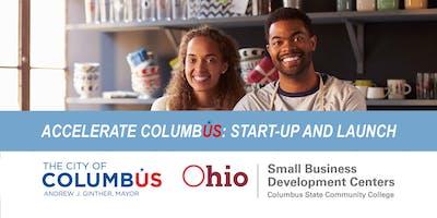 Accelerate Columbus: Business Start-Up Workshop (Milo Grogan)