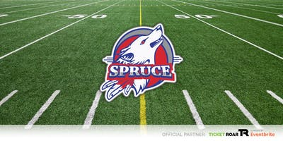Spruce vs South Oak Cliff Varsity Football