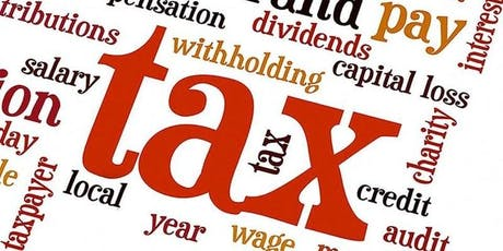 New Business Taxpayer Seminar tickets