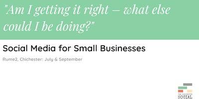 Workshop: Social Media for Small Businesses