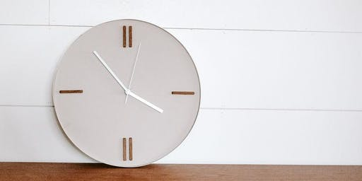 TEEN Tuesday   DIY Clock