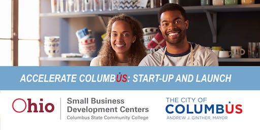 Accelerate Columbus: Business Start-Up Workshop (Columbus)