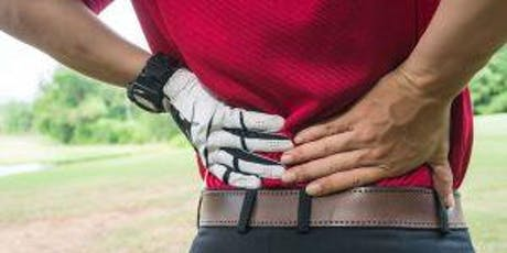 Neck and Back Pain Seminar tickets