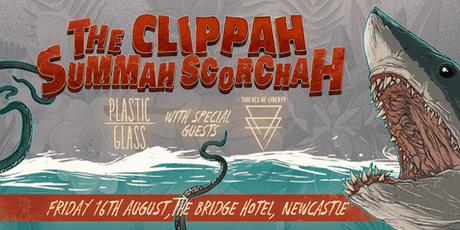 Clippah Summah Scorchah (w/Thieves of Liberty & Plastic Glass) tickets