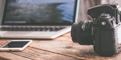 CFTA Art Class :: Basic Digital Photography with Eric Harbaugh