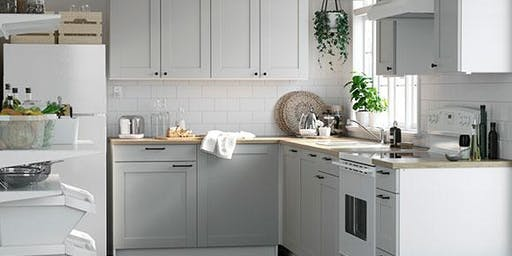 A Complete Kitchen in a Day Workshop