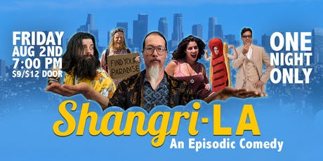 "Minneapolis premiere of ""Shangri-LA"" with a DIY Filmmaking Panel tickets"