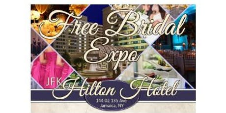 November 20th FREE BRIDAL SHOW at JFK Hilton Hotel in Jamaica, NY tickets