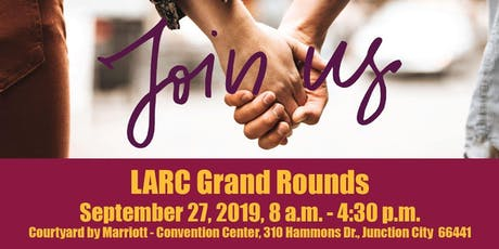 LARC Grand Rounds tickets