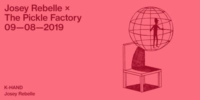 Josey Rebelle x The Pickle Factory with K-Hand