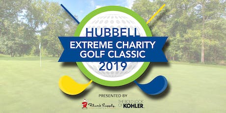 2019 Hubbell Extreme Charity Golf Classic tickets