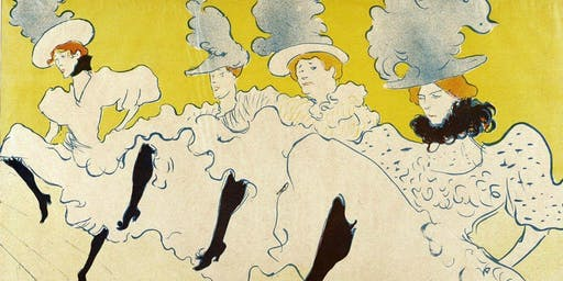 TOULOUSE-LAUTREC: A NIGHT OF ART AND ABSINTHE