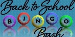Back to School Bingo Bash