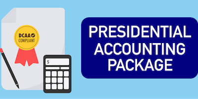 Winter 2019 Presidential Accounting Package