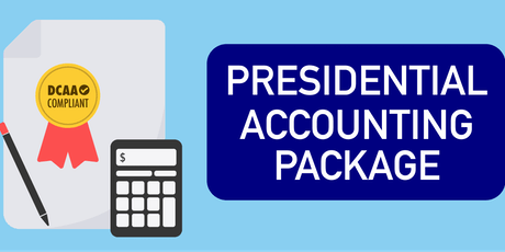 Presidential Accounting Package tickets