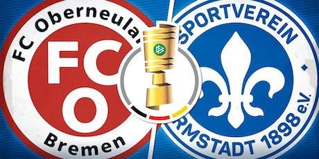 Auswärtsfahrt nach Bremen-Oberneuland (DFB Pokal) Tickets