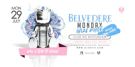 Belvedere Monday: Ibiza White Edition tickets
