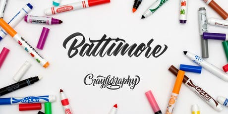 Baltimore Calligraphy Workshop tickets