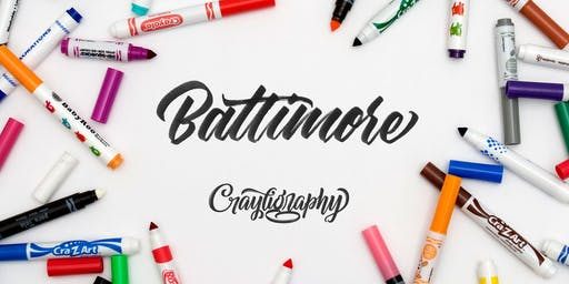 Baltimore Calligraphy Workshop