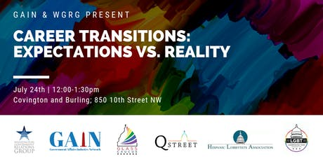 Career Transitions: Expectations vs. Reality tickets