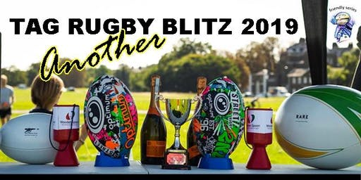 Blackheath Tag Rugby 7s (Blitz) 2019