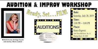Audition/Improv Workshop
