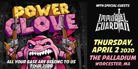 POWERGLOVE tickets