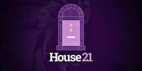 House 21 Blogging Workshop & Brunch - Swansea tickets