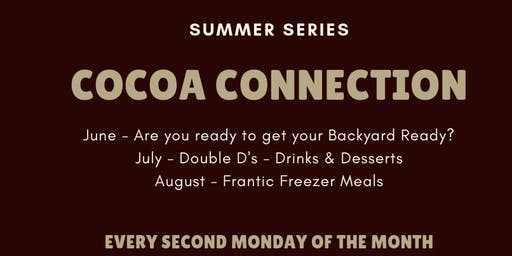 Cocoa Connection - Double D's