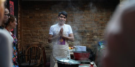 Afghan Cookery Class with Habib at Bakesmiths in Bristol  tickets