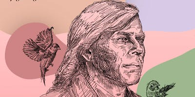 An Evening with Ken Stringfellow at a private home in Charleston