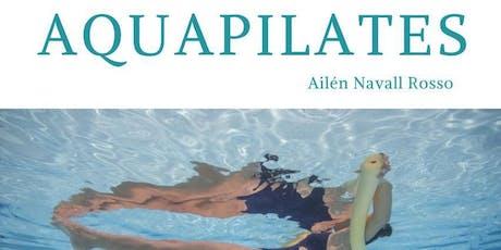 TALLER PRESENTACIÓN: Programa Inicial de Aquapilates. entradas