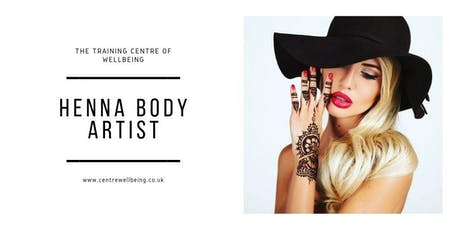 Henna Body Artist tickets