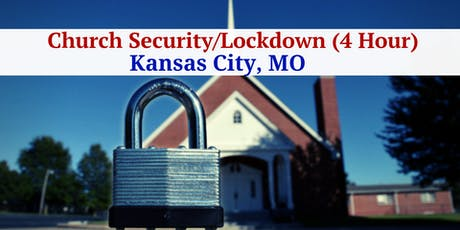 4 Hour Church Lockdown - Kansas City, MO tickets