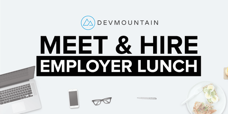 DevMountain Dallas Meet and Hire Event - July 25th, 2019 tickets