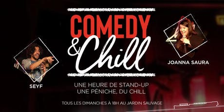 Comedy & Chill billets