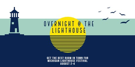 Overnight at the Michigan Lighthouse Festival tickets