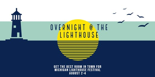 Overnight at the Michigan Lighthouse Festival