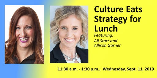 Culture Eats HR Strategy for Lunch