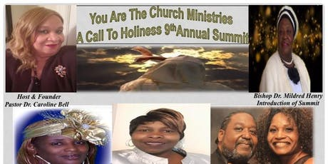 A Call To Holiness 9th Annual Summit  tickets