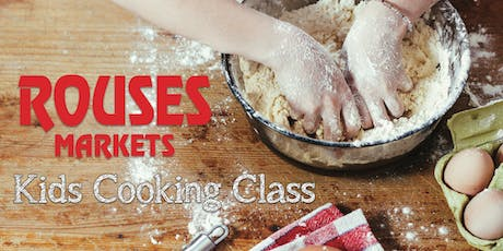 Kids Class with Chef Sally R49 tickets