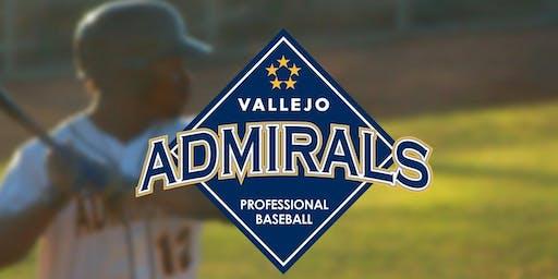 Vallejo Admirals vs. Napa Silverados