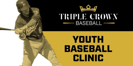 Youth Baseball Clinic - July