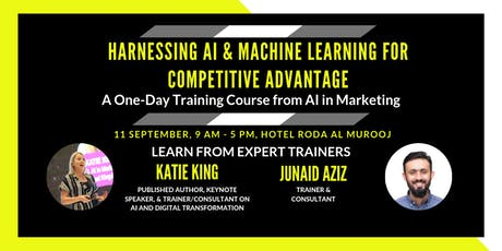 Harnessing AI & Machine Learning for Competitive Advantage Training Session tickets