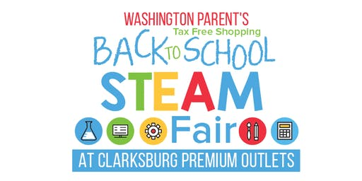 Washington Parent's Back-to-School STEAM Fair